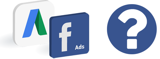 De ce Google Ads sau Facebook Ads